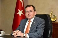 CİDDE - Hacısalihoğlu Açıklaması 'Trabzon'u Dışa Açmak İçin İşadamlarımız Fuarlara Katılmalı'