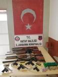 SİLAH KAÇAKÇILIĞI - Hatay'da Silah Kaçakçılığı Operasyonu