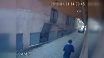 ARBEDE - İstanbul'da Dehşet Anları, Arkadaşını Defalarca Böyle Bıçakladı