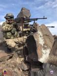 KIŞ MEVSİMİ - Jandarma Komandolardan Yurt İçi Operasyon