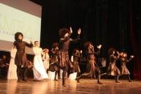 KOCAELISPOR - Kafkaslar Mehmetçiğe Savaş Dansıyla Selam Gönderdi