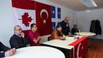 TÜRKLER - Kanada'da Mehmetçik'e Dua
