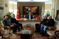 KOÇAK - Karacabey Birlikspor'un Osmaniyespor Maçı Geliri Mehmetçik Vakfı'na