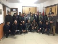 HACıHAMZA - Kargı'da Avcılar Eğitim Aldı