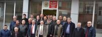 MECLİS ÜYESİ - Kdz. Ereğli TSO Yönetiminden Muhtarlar Derneği'ne Ziyaret