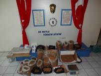 EMNİYET AMİRLİĞİ - Kütahya'da Kaçak Sigara Operasyonu