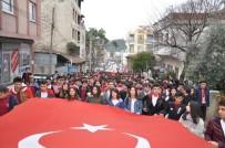 ASKERLİK ŞUBESİ - Lise Öğrencileri Afrin İçin Askerlik Şubesine Başvurdu