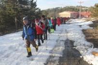 DOĞUM GÜNÜ - Mehmetçiğe Destek İçin 10 Kilometre Yürüdüler