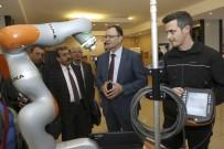 ARABULUCULUK - Mersin'de 'Endüstri 4.0 Ve Geleceğin Teknolojileri' Tanıtıldı