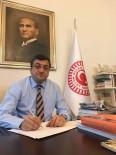 SORU ÖNERGESİ - Milletvekili Öz'den Futbolculara Yapılan Saldırı İçin Soru Önergesi