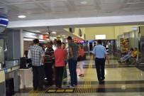 UÇAK TRAFİĞİ - Ocak Ayında 84 Bin 211 Yolcuya Hizmet Verildi