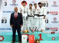 SIDNEY - Osmangazili Judoculardan 4 Madalya
