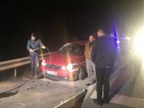 YAŞLI ADAM - Otomobilin Çarptığı Yaşlı Adam Hayatını Kaybetti