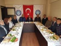 BİLİMSEL ARAŞTIRMA - Rektör Çomaklı'dan Türk Eğitim Sen'e Ziyaret