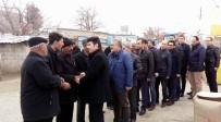 Rektör Karacoşkun'dan Şehit Ailesine Taziye Ziyareti
