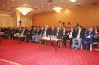 MAHMUT TUNCER - Şanlıurfa'da Madde Bağımlılığıyla Mücadele Çalıştayı Yapıldı