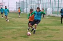 ŞANLıURFASPOR - Şanlıurfaspor, Konya Anadolu Selçukspor Maçı Hazırlıklarını Sürdürüyor