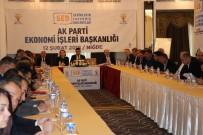 ALPASLAN KAVAKLIOĞLU - 'Şehirlerin Ekonomi Beklentileri' Forumu Düzenledi