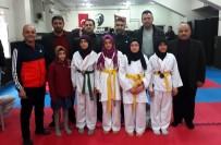 KARATE - Şehit Akif Güleş İmam Hatip Ortaokulunun Karatede Büyük Başarısı