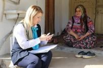 KARAKÖSE - Sosyal Doku Projesinde Ekipler Kapı Kapı Dolaşıyor