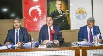 HÜSEYIN SÖZLÜ - Sözlü Açıklaması 'Cephedeki Gücün Ardında Türk Milleti Var'