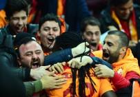 DANILO - Spor Toto Süper Lig Açıklaması Galatasaray Açıklaması 3 - Antalyaspor Açıklaması 0 (İlk Yarı)