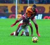 BARıŞ ŞIMŞEK - Spor Toto Süper Lig Açıklaması Galatasaray Açıklaması 3 - Antalyaspor Açıklaması 0 (Maç Sonucu)