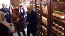 DOĞAL ÜRÜN - TBMM Kadın Erkek Fırsat Eşitliği Komisyonu Üyeleri Bursa'da
