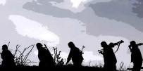 PKK TERÖR ÖRGÜTÜ - Teröristlerden gümrük kapısına taciz ateşi