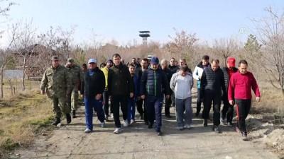 Türkiye-Ermenistan Sınırında Doğa Yürüyüşü