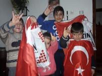 MEDINE - Türkmen Ailelere Destek Devam Ediyor
