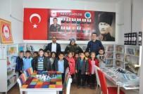YÜKSEK GERİLİM - Uşak'ta Kato Şehitleri Adına Kütüphane Açıldı