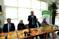 ÖZNUR ÇALIK - Yeşilyurt Belediyesinin Projeleri Anlatıldı