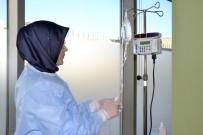 HASTA YAKINI - Yozgat'ta Kanser Hastaları Kemoterapi Tedavisi İçin Başka İle Gitmeyecek