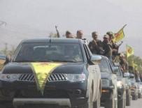 PENTAGON - ABD'den PYD/PKK sınır gücüne
