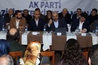RECEP AKDAĞ - AK Parti Aziziye Teşkilat Kampı'nda Birlik Ve Beraberlik Vurgusu