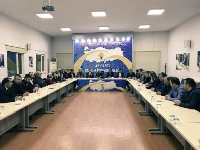 AK Parti Çorum Teşkilatı'nda İlçe Koordinatörleri Belirlendi