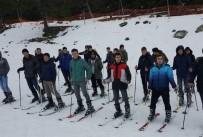 TÜRKIYE KAYAK FEDERASYONU - AK Parti Gençlik Kolları, Gediz Muratdağı Termal Kayak Merkezi'nde