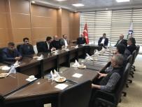FATİH CENGİZ - AK Parti Heyetinden MUŞ TSO'ya Ziyaret