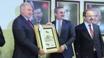 BELEDİYE MECLİS ÜYESİ - AK Parti İstanbul İl Başkanı'ndan Büyükşehir Belediyesi'ne Ziyaret
