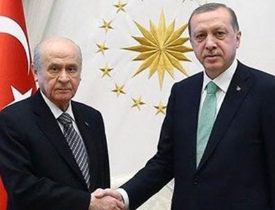 AK Parti-MHP ittifakında yarın liderlere sunum yapılacak