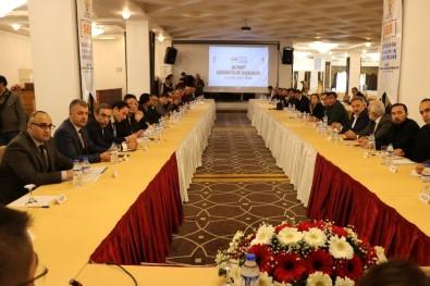 AK Parti, STK Ve İş Adamlarıyla Ekonomi Toplantısı Düzenledi