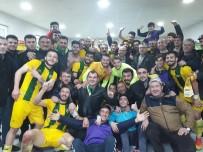 Altınova Emin Adımlarla 3. Lig'e İlerliyor