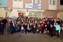 CEYLANPINAR - Atici Aşiretinden Başkan Atilla'ya Büyük Destek