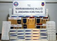 EYÜP SULTAN - Atık Kağıt Taşıyan Tırdan Kaçak Sigara Çıktı