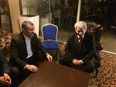 Avşar MHP'nin Antalya Toplantısına Katıldı