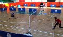 BADMINTON - Badmintoncular Çeyrek Finale Yükseldi