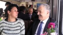AHMET ARSLAN - Bakan Arslan Doğu Ekspresi İle Yolculuk Yaptı
