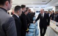 BİLİMSEL ARAŞTIRMA - Bakan Özlü Açıklaması 'Antarktika'da Danışman Ülke Statüsü Elde Edeceğiz'
