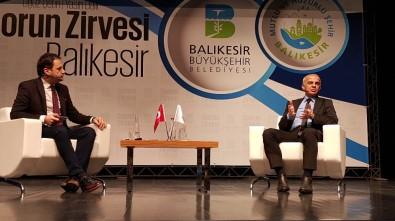 Balıkesir'de 'Spor'un Zirvesi' Söyleşisi